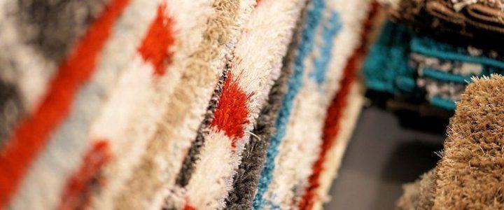 Материалите на килимите